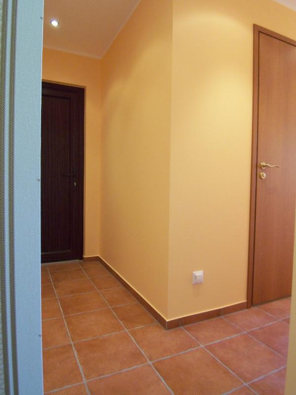 ja koridor  peale remonti