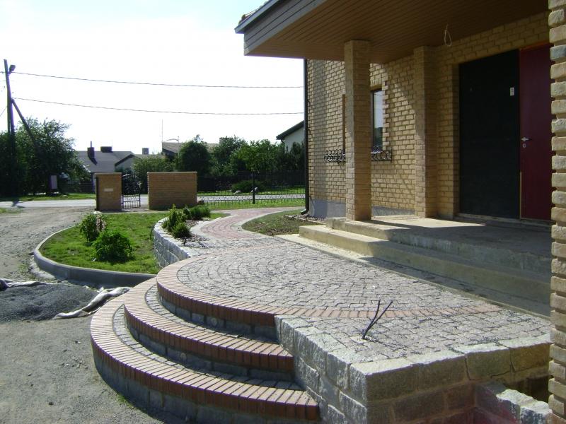 Graniidist trepp
