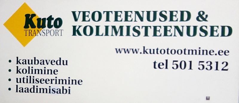 kolimisteenused Tartu