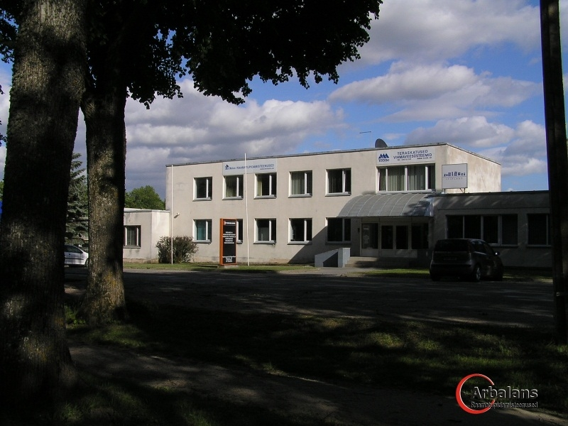 Arbalansi Paide büroo