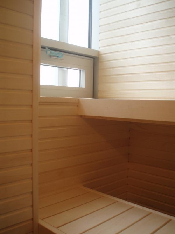 saunade ehitus