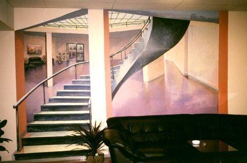 maalides saab lisada ruumi