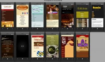 Veebilehe kujundusi tahvel ja/või mobiili jaoks