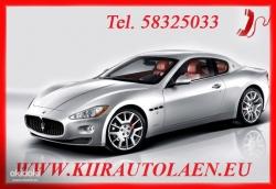 auto refinantseerimine raha kredit järelmaks