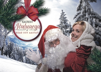 Telli Jõuluvana I Jõuluvana ja Lumejänes