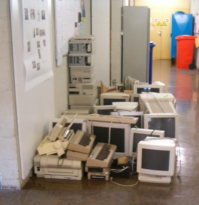87802455c8f Kontoritehnika taaskasutus/lammutuskoda - Teenus.info