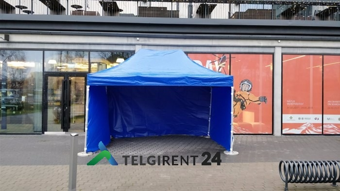 pop up telkide rent 3x4.5 telkide rent