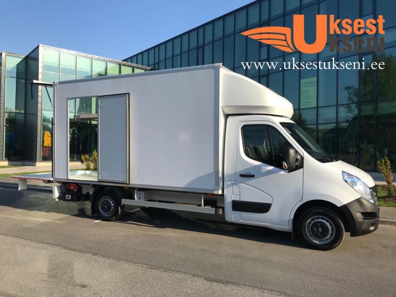 transporditeenus, veoteenus ja kaubavedu uksest ukseni (2)