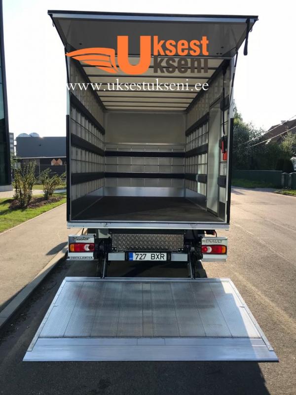 transporditeenus, veoteenus ja kaubavedu uksest ukseni (4)