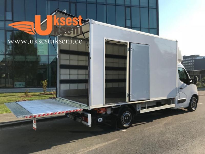 transporditeenus, veoteenus ja kaubavedu uksest ukseni
