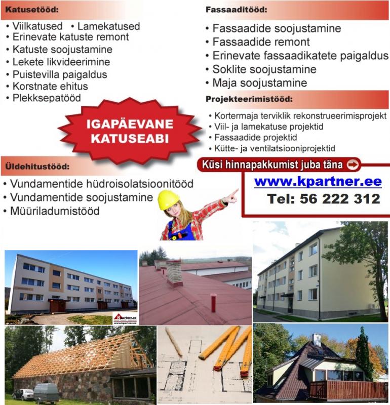 katusetood-fassaaditood-uldehitustood-projekteerimine
