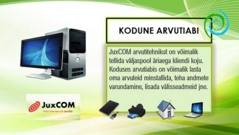 a650216d13b Juxcom kodune arvutiabi