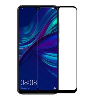kaitseklaas huawei p smart 2019 - must - phonefashion_ee