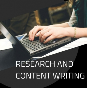 Uurimustööde koostamine, järeleaitamine, toimetamine