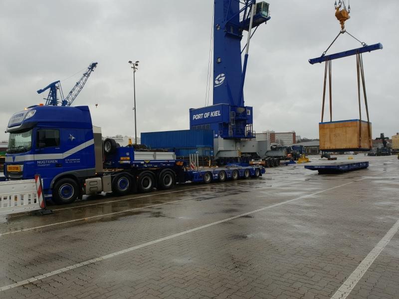 Ülegabariitse kauba transport