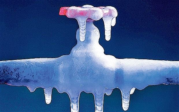 Külmunud torude sulatamine