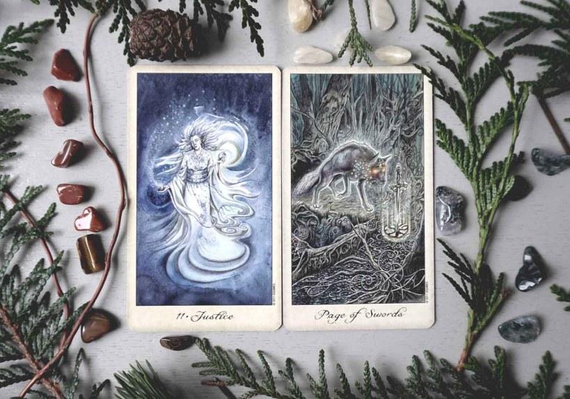 tarot winter