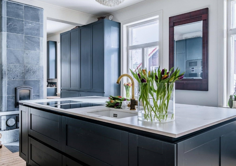 Klassikaline köögimööbel