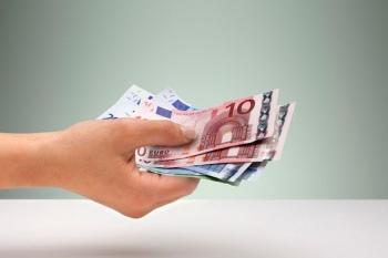 hand money