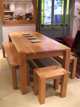 dining table modern 200-74-80cm
