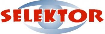 selektor logo punasinine 2008