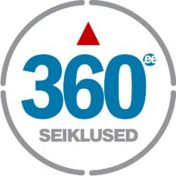 360 kraadi logo