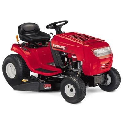 mtd-yard-machines-38-cutting-deck-riding-lawn-mower-25594