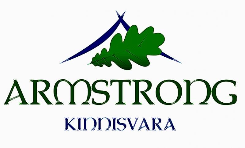 armstrongi logo lehte